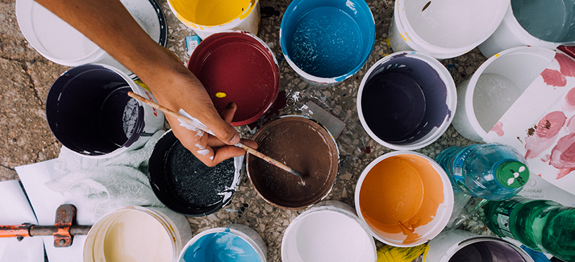 Exporter of Dyes Pigments in Paint, Ink and Plastic Industries